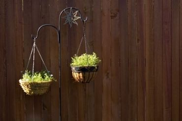 Edible hanging baskets