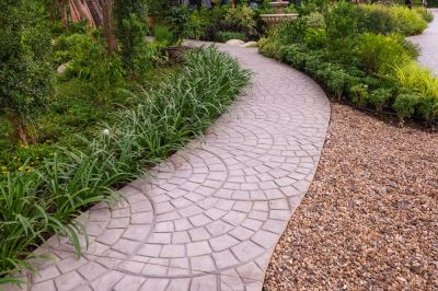 Low maintenance landscaping