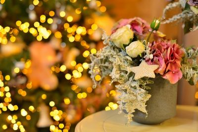 Winter & Christmas Floral Design Demonstrations