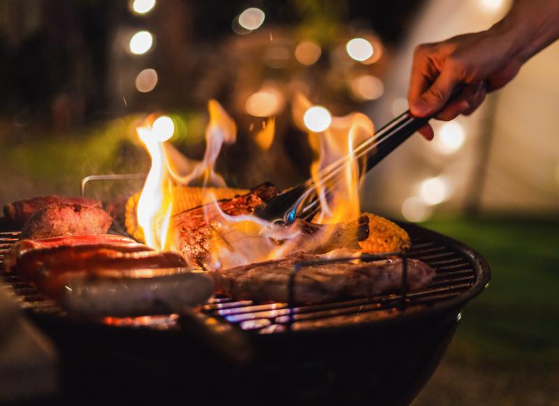 Order your barbecue online | Powerscourt Garden Pavilion