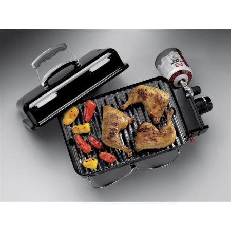 Weber - Go-Anywhere Gas Grill Black